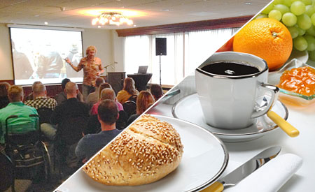 ontbijtsessie